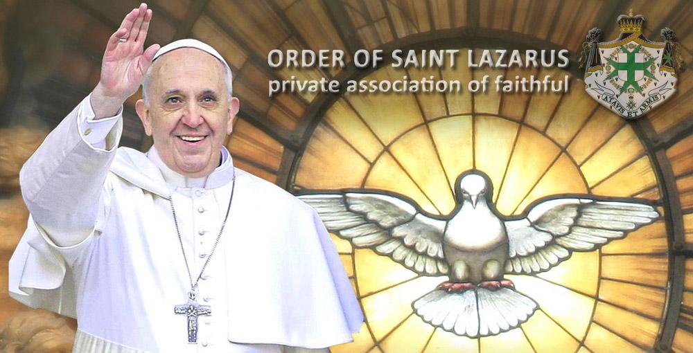Order Of Saint Lazarus Of Jerusalem : HOME